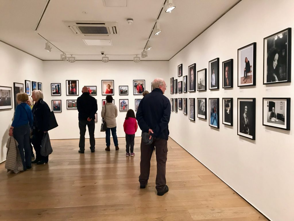 Open Eye Gallery, Liverpool. '209 Women' photography exhibition