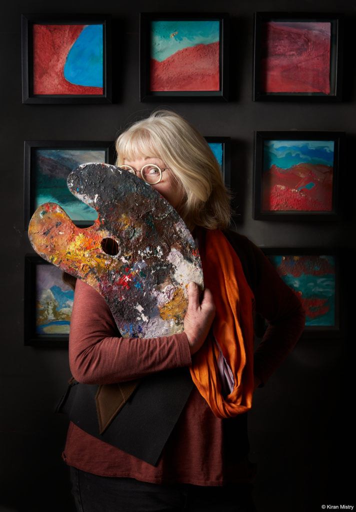 artist Diana Terry